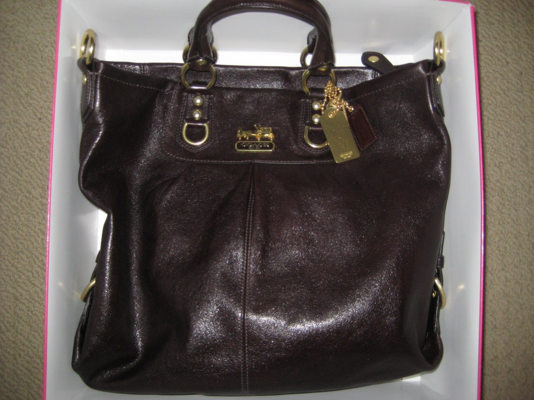 Coach Bag - Julianne from the Madison Collection