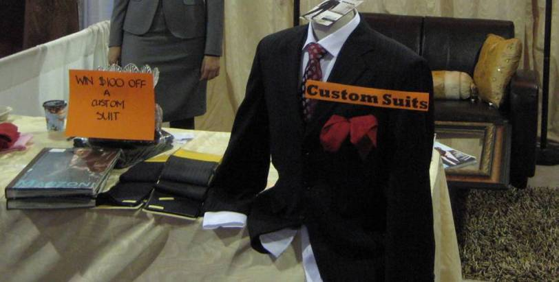booth table suits savillian suhaag weddings south asian custom tailored