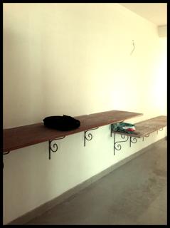 Standing Desks - Work in Progress