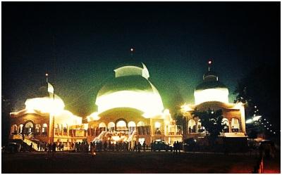 shiv mandir - CR Park