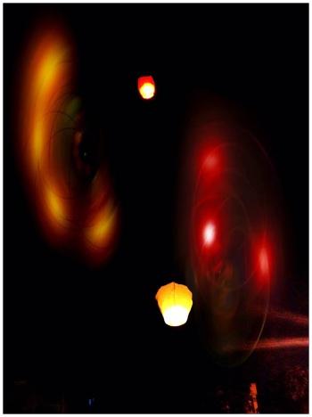 Sky Lanterns - CR Park